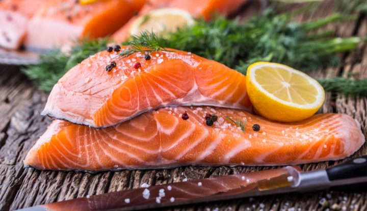 This Salmon Recipe Will Change Your World Drastically