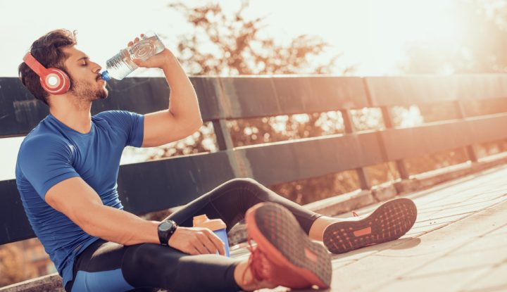 Make Sure You're Drinking Enough Water Every Day - It Will Affect Your Studies If You Aren't