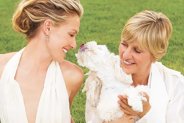 Maltipoo – Ellen DeGeneres And Portia De Rossi's Sweet Family Member