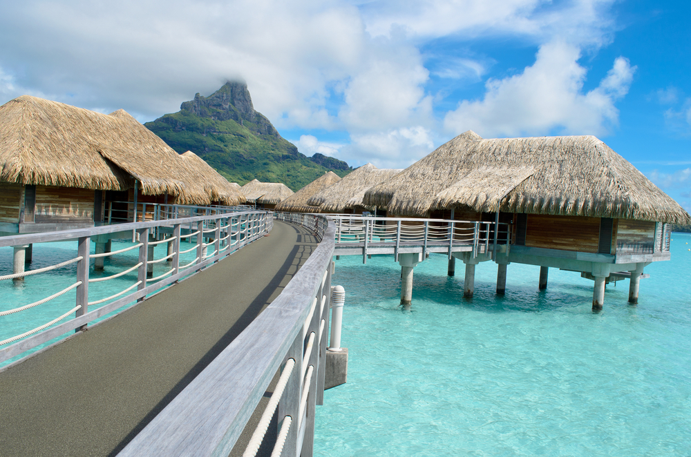 The Most Extravagant Overwater Bungalows In The World