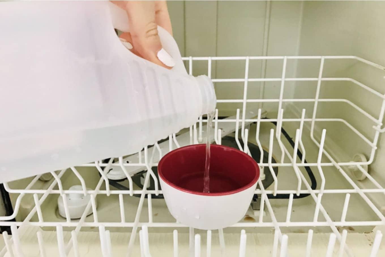 1 Bulaşıklarınızı Ve Bulaşık Makinenizi Temizleyin